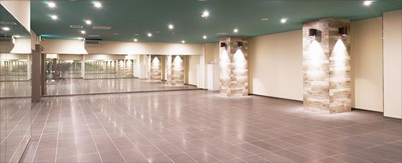 カルド亀戸店の溶岩スタジオ